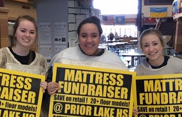 Support The Prior Lake High School Band!