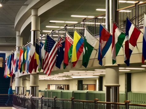We Checked: What's With the Flags in the Commons?