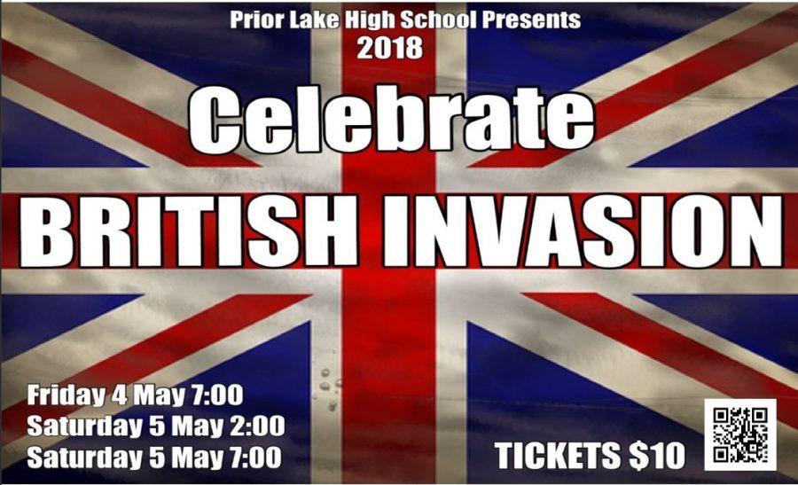 Come Celebrate British Invasion!