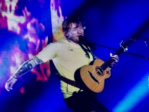 Ed Sheeran takes on Minneapolis