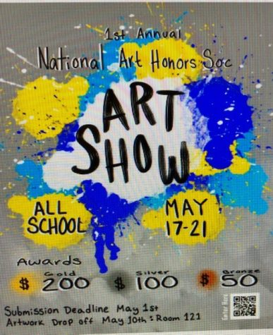 Prior Lake NAHS Art Show