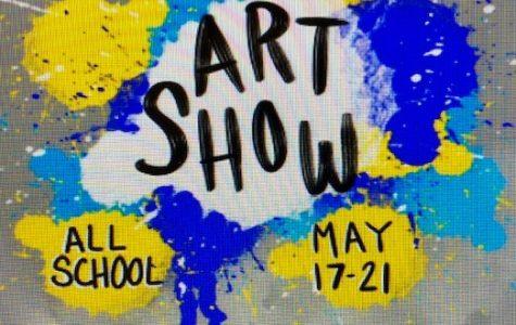 Prior Lake NAHS Art Show