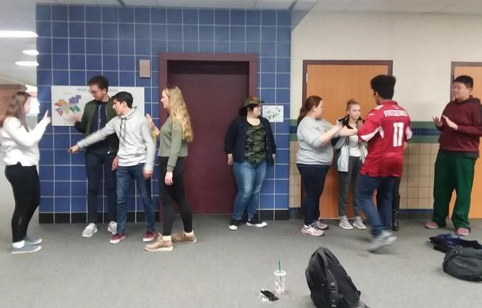Connections, bringing people together at Prior Lake High.