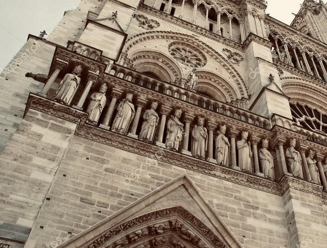 Notre+Dame+Cathedral%2C+%E2%80%9CCaptured+by+Eileen+Theis+Circa%3A+1995%E2%80%9D